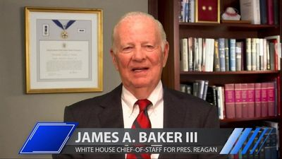 Season 02, Episode 44 Former Sec. of State James Baker Is No Fan of GOP Letter to Iran
