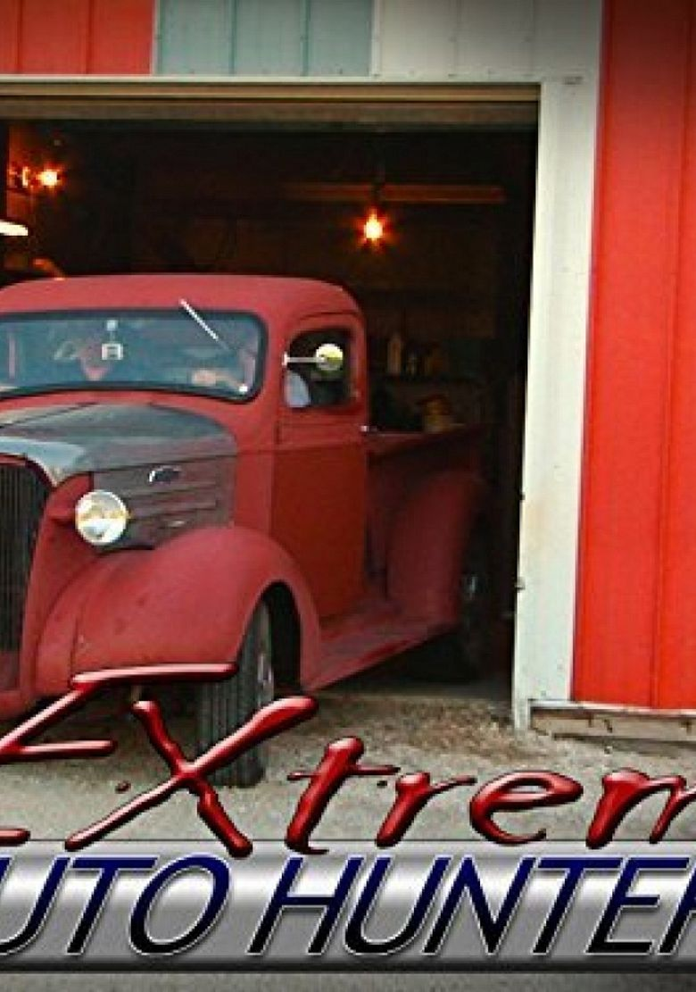 Extreme Auto Hunters Poster