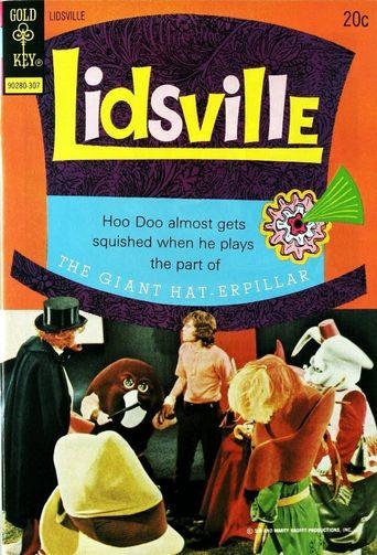 Lidsville Poster