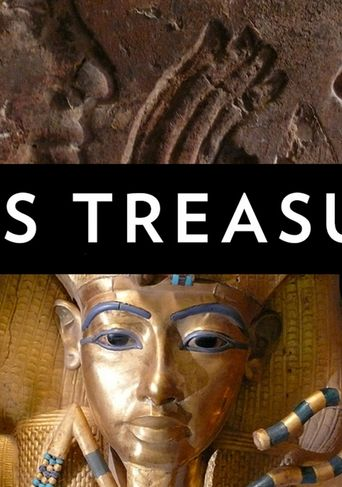 Tut's Treasures: Hidden Secrets Poster