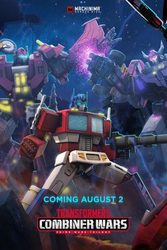 Transformers: Combiner Wars Poster