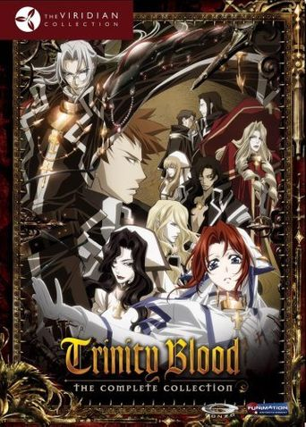 Watch Trinity Blood