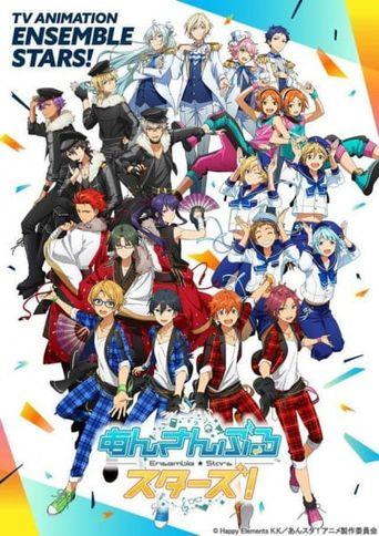 Ensemble Stars Poster