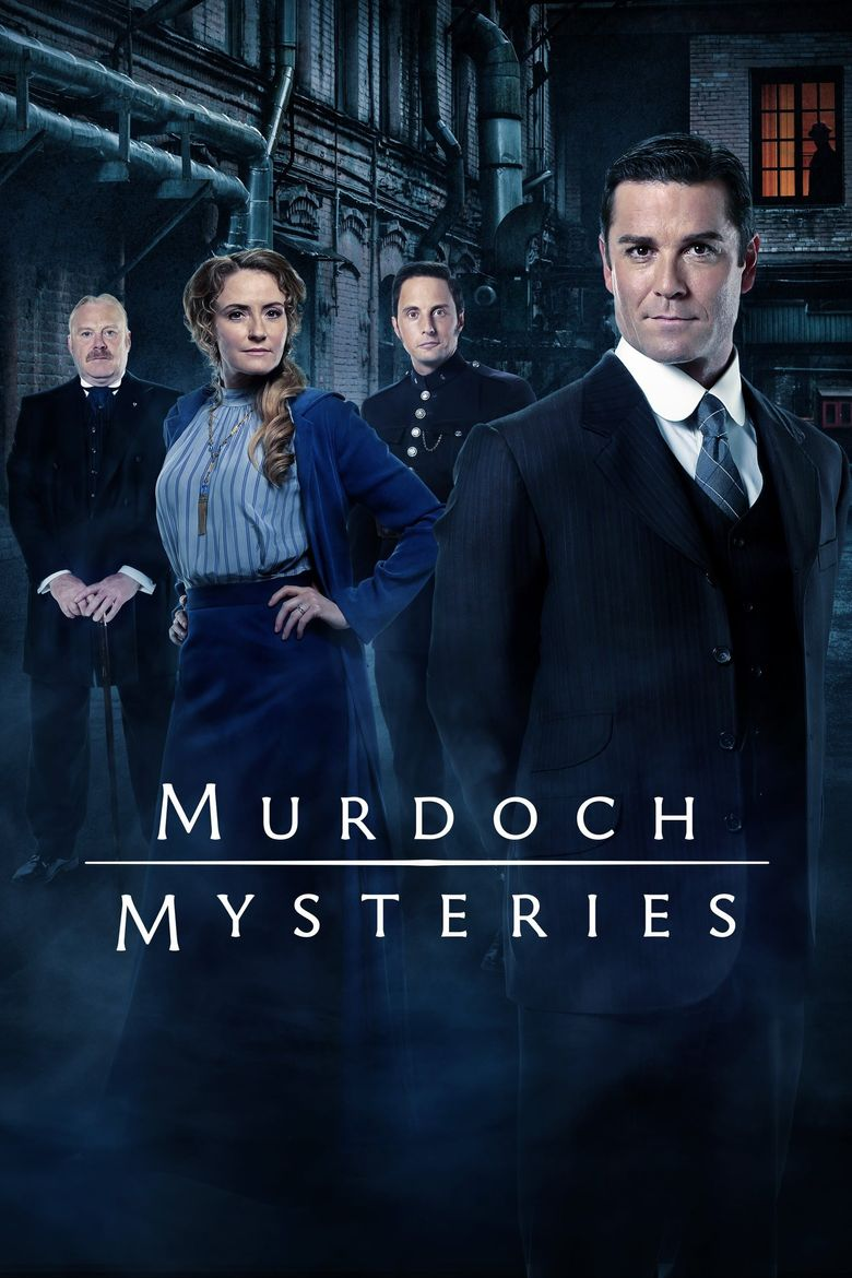 murdoch mysteries s11e01 - up from ashes
