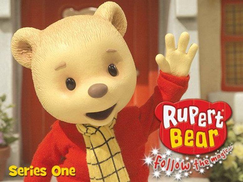 Rupert Bear Poster