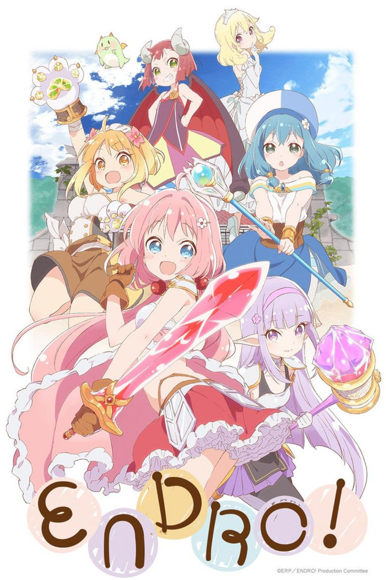 Endro! Poster