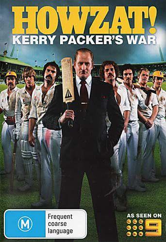 Howzat! Kerry Packer's War Poster