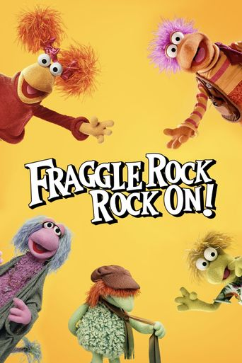 Fraggle Rock: Rock On! Poster