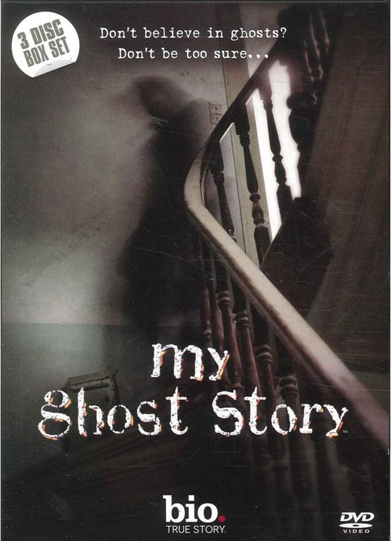 My Ghost Story Poster