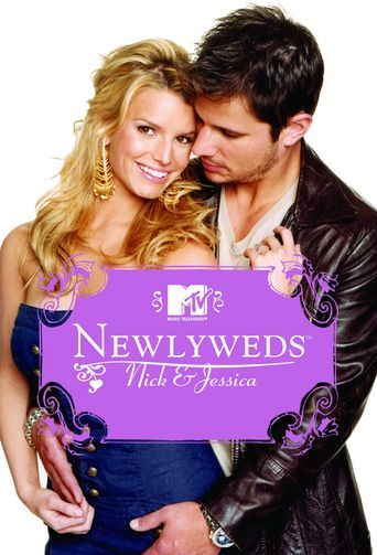 Newlyweds: Nick and Jessica Poster
