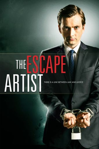 The Escape Artist Poster