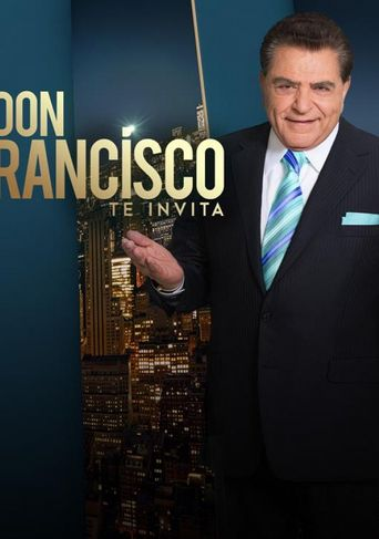 Don Francisco Te Invita Poster