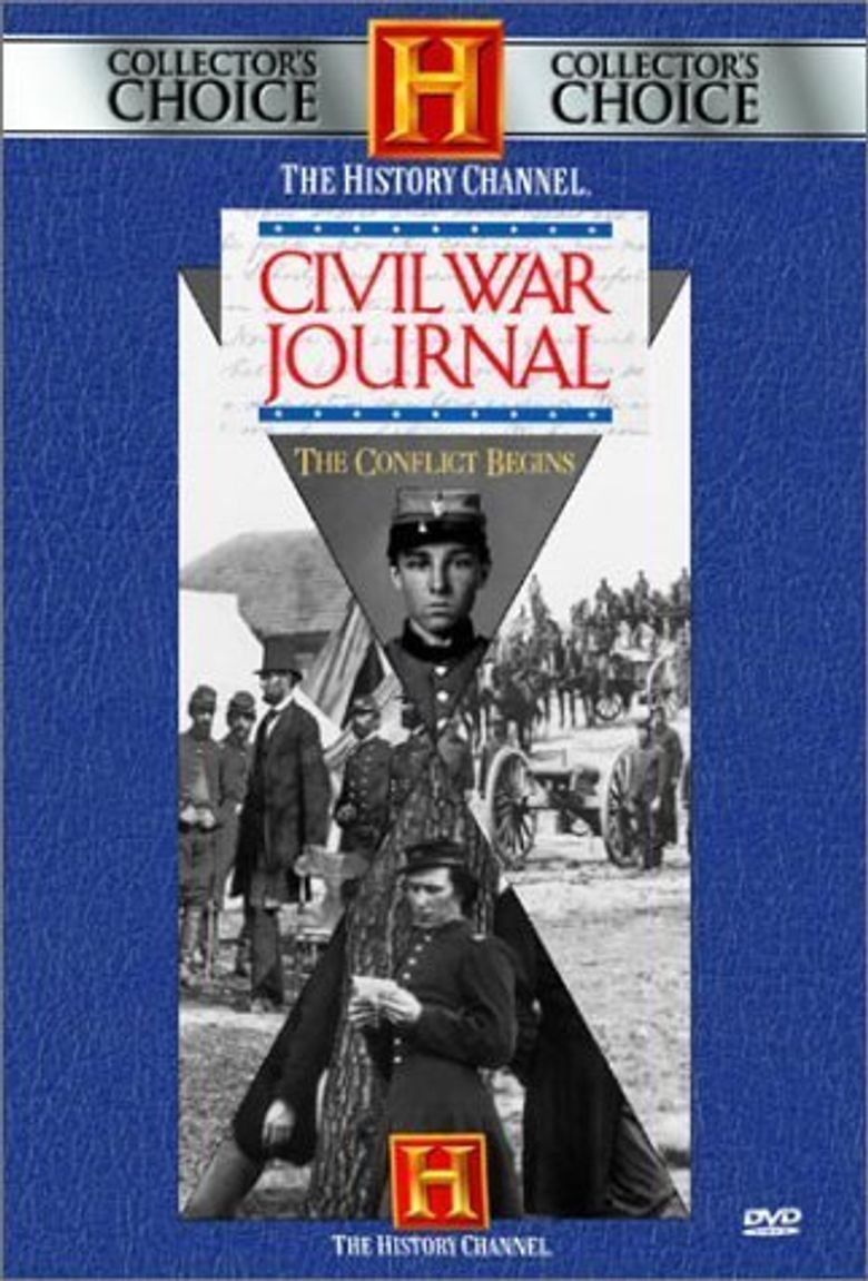 Civil War Journal Poster
