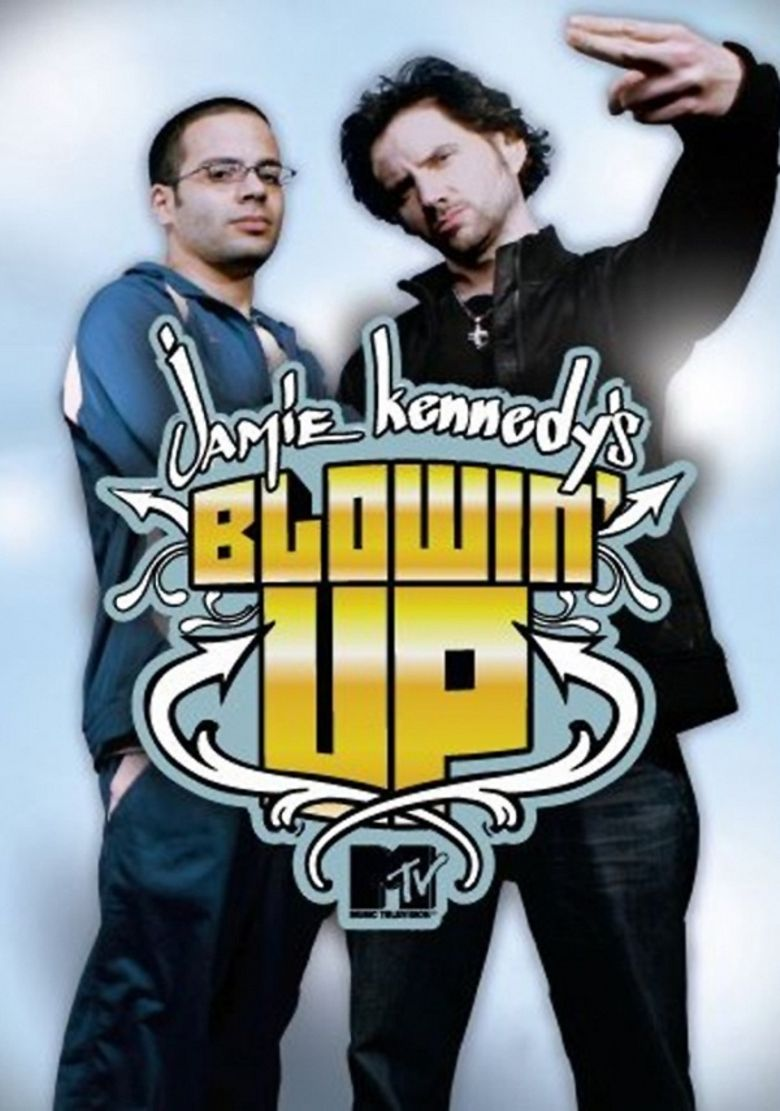 Jamie Kennedy's Blowin' Up Poster