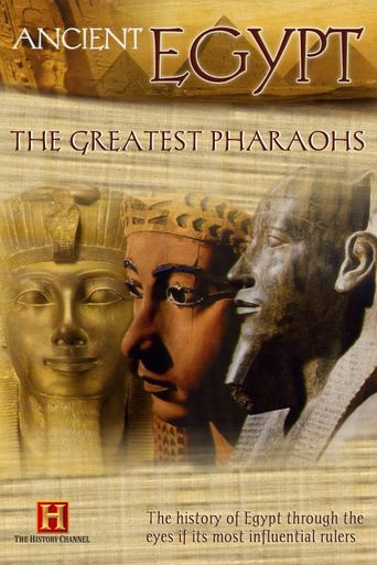 The Greatest Pharaohs Poster
