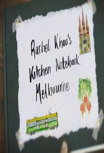 Rachel Khoo's Kitchen Notebook: Melbourne Poster