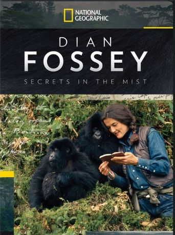 Dian Fossey: Secrets in the Mist Poster
