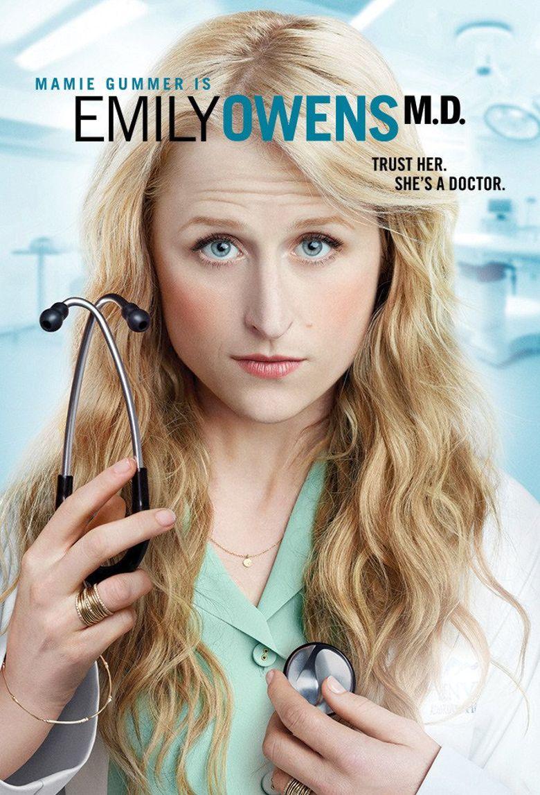 Emily Owens, M.D Poster