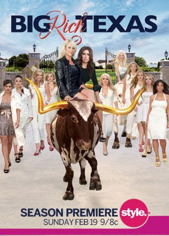 Big Rich Texas Poster