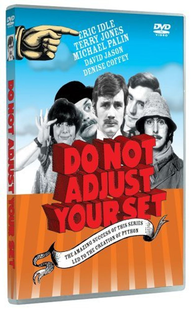 Do Not Adjust Your Set Poster