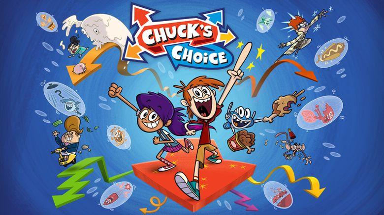 Chuck's Choice Poster
