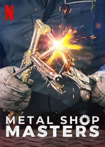 Metal Shop Masters Poster
