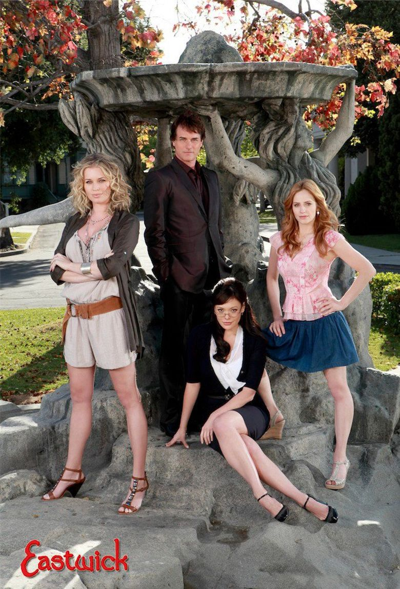 Eastwick - Where to Watch Every Episode Streaming Online | Reelgood