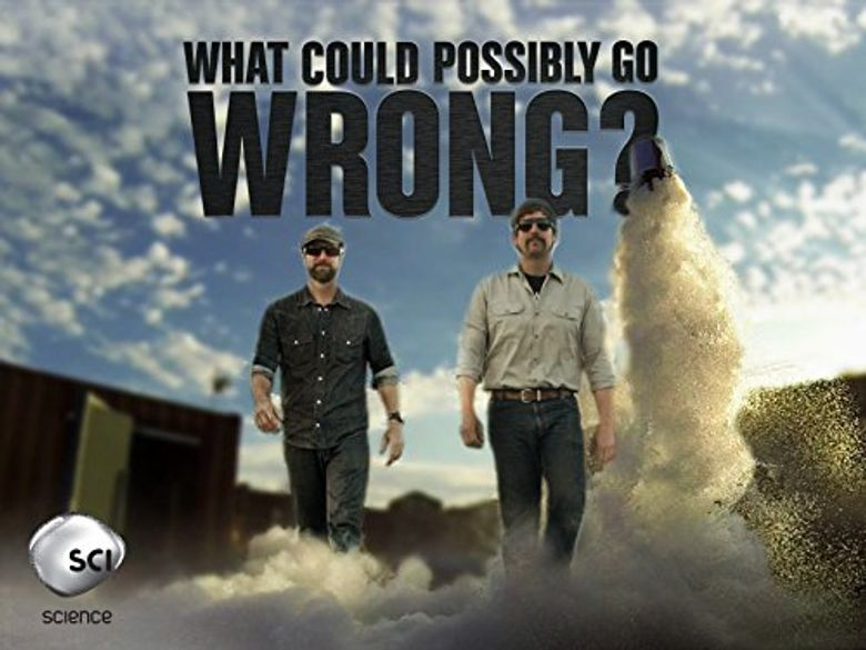 What Could Possibly Go Wrong? Poster