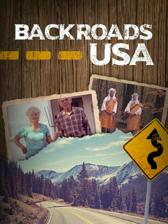 Backroads USA Poster