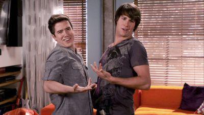Season 02, Episode 06 Big Time Sneakers