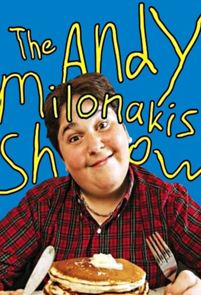 The Andy Milonakis Show Poster