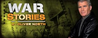 War Stories with Oliver North Poster