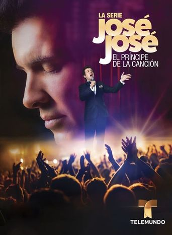 José José: El Príncipe de la Canción Poster