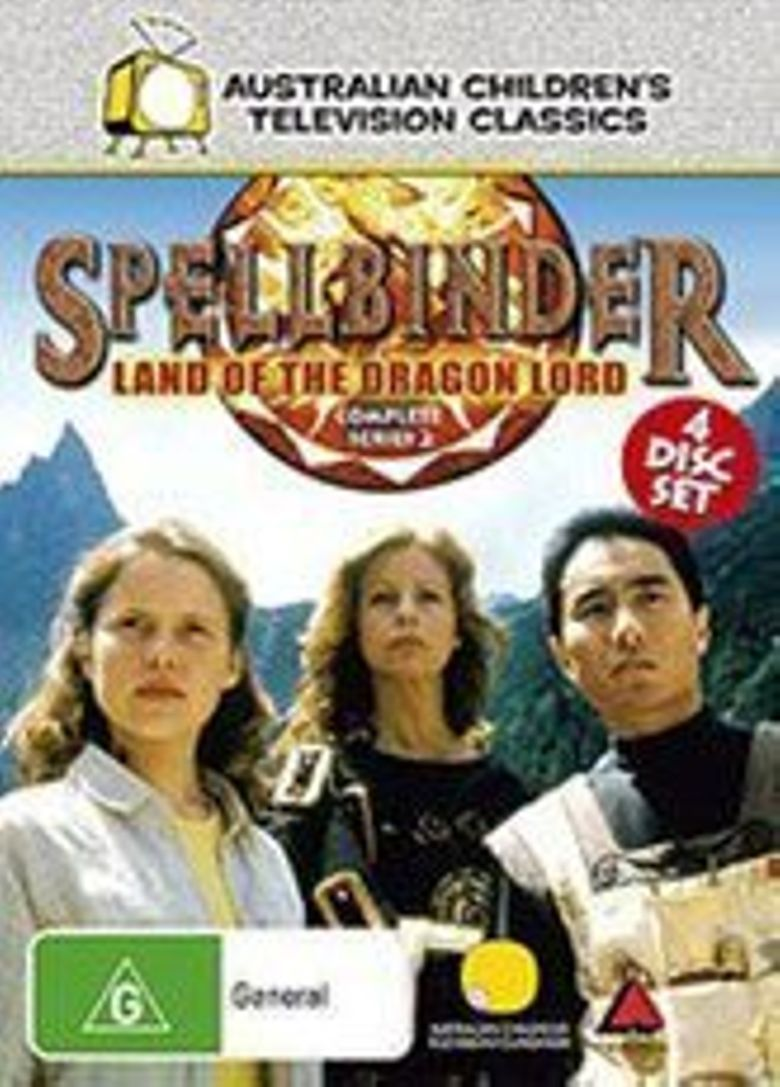 Spellbinder: Land of the Dragon Lord Poster