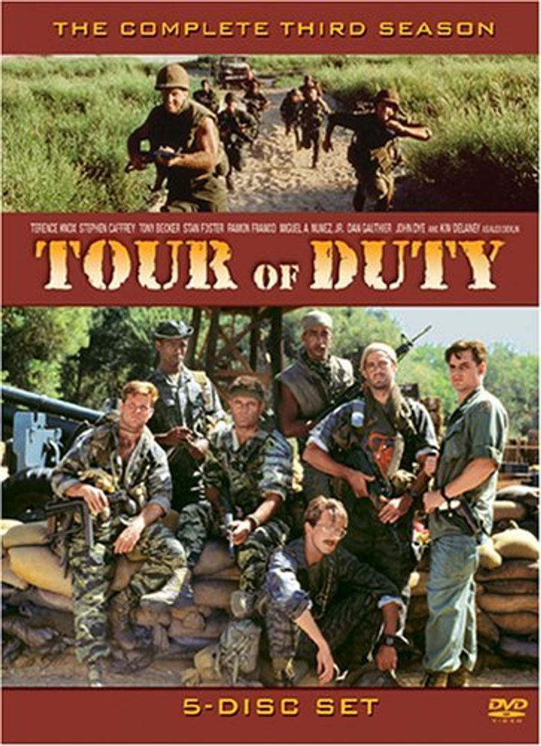 Tour of Duty Poster