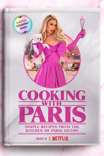 Cooking With Paris Poster