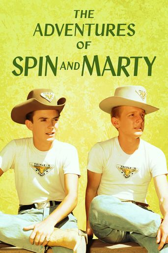 Spin and Marty Poster