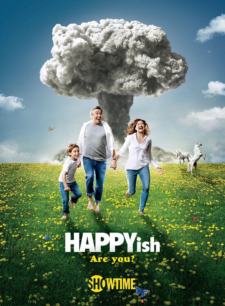 HAPPYish Poster