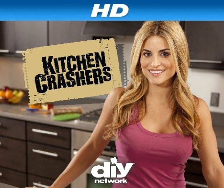 Kitchen Crashers Poster