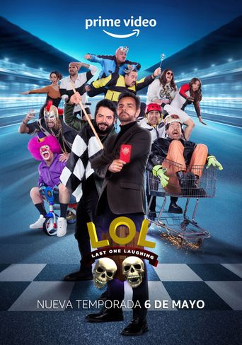 LOL: Last One Laughing Poster