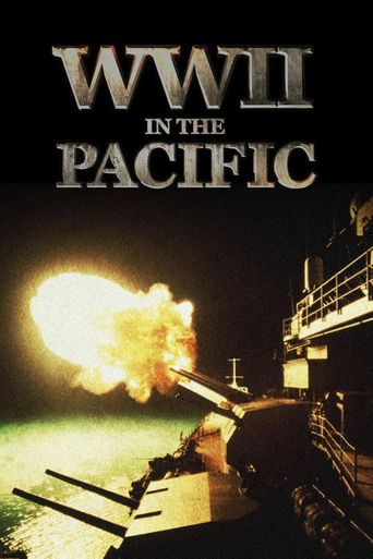 WWII in the Pacific Poster
