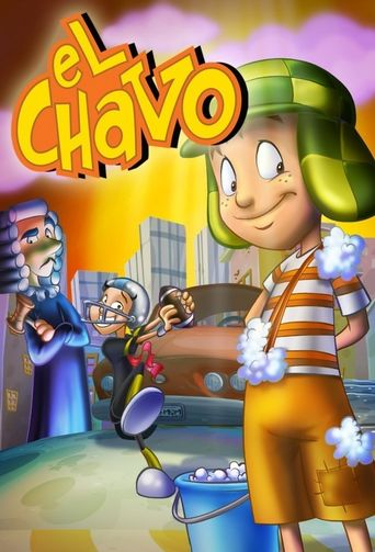 El Chavo: The Animated Series Poster