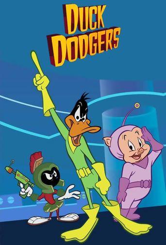 Duck Dodgers Poster