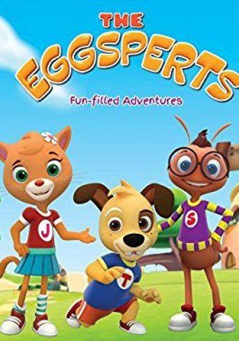 Reading Egg's The Eggsperts Poster