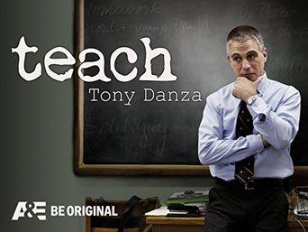 Teach: Tony Danza Poster