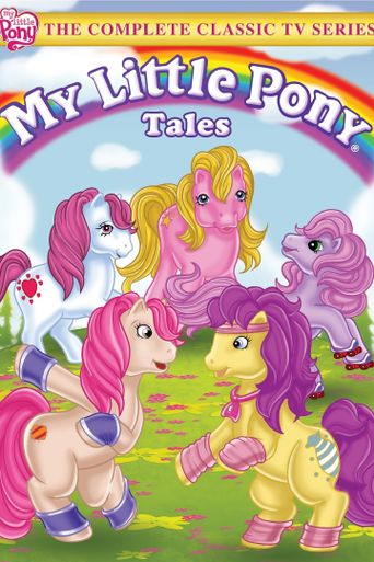 My Little Pony Tales Poster