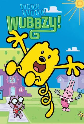 Wow! Wow! Wubbzy! Poster
