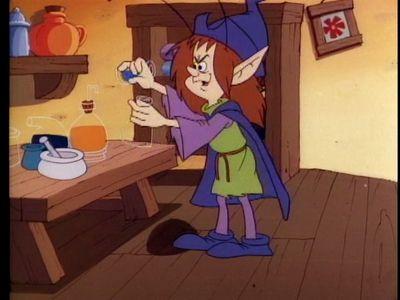 Season 07, Episode 05 The Smurflings' Unsmurfy Friend