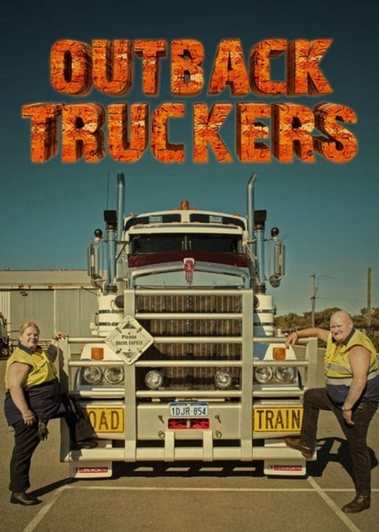 Outback Truckers Poster