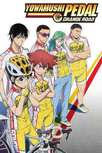Watch Yowamushi Pedal